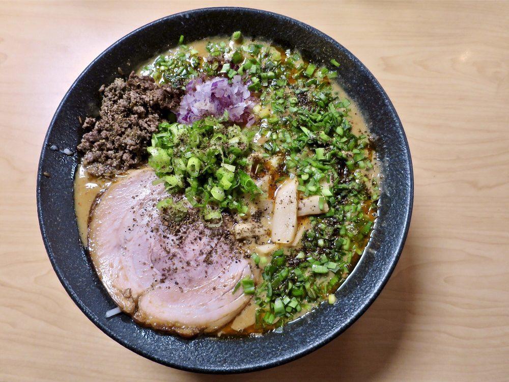 Mensho Tokyo