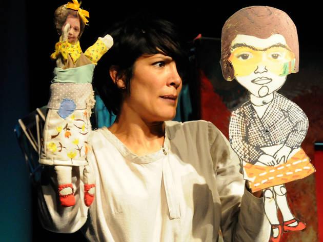 Belisa ¿dónde estás? (Foto: Cortesía Secretaría de Cultura/ Ramona Miranda )
