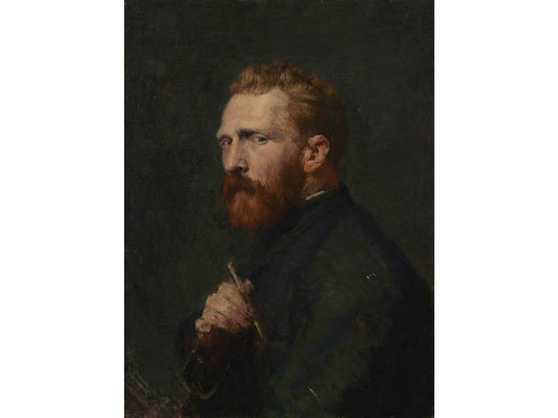 (John Russell 'Vincent van Gogh' 1886, Photo: Maurice Tromp)