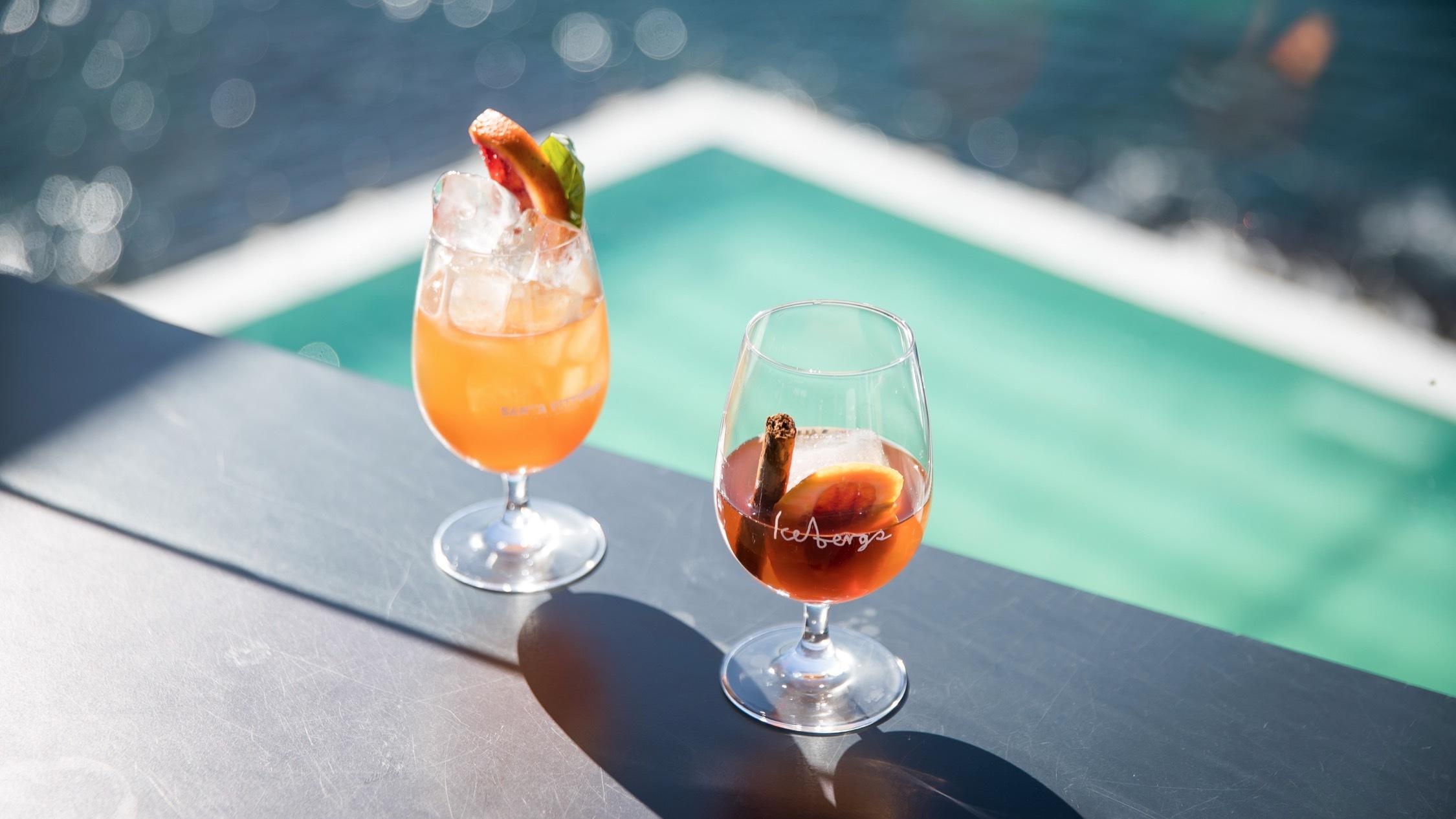 cocktails At Bondi Icebergs Dining