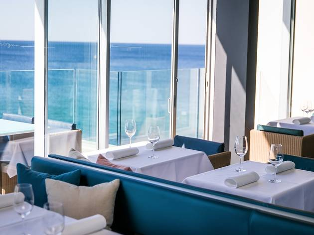 Inside At Bondi Icebergs Dining