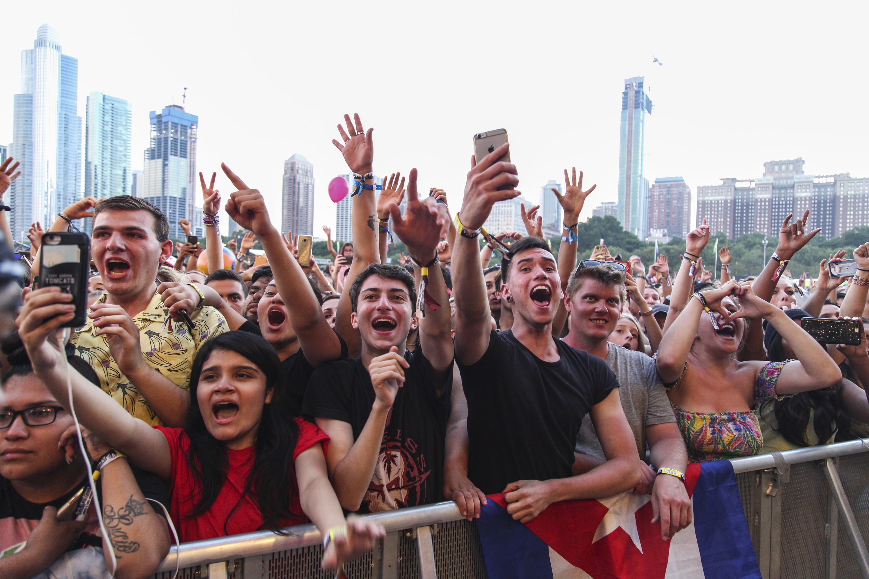 The five best things we saw on Thursday at Lollapalooza