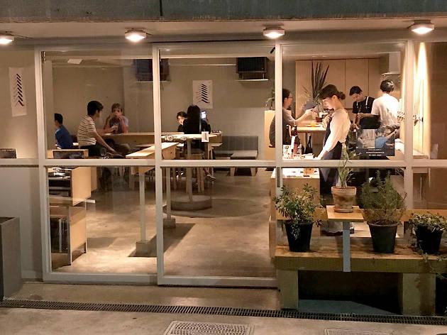 Best casual bars in Tokyo