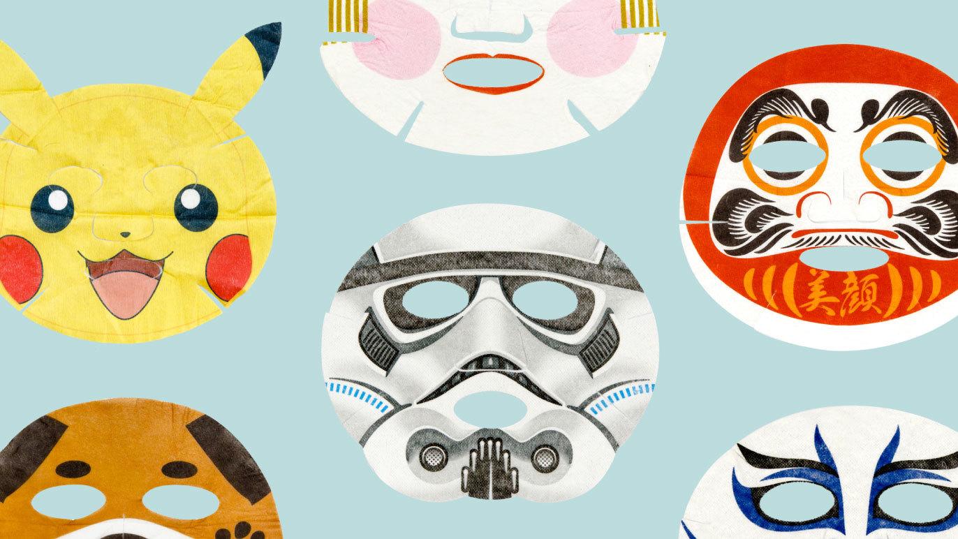 Best facial sheet masks - title image