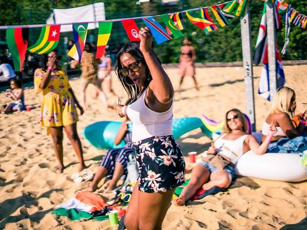 Afrobeach Summer Beach Carnival