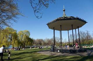 Regent's Park Bandstand