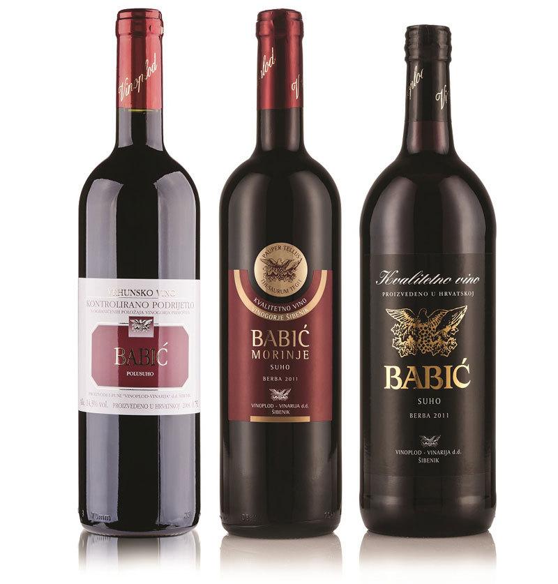 Babić wine