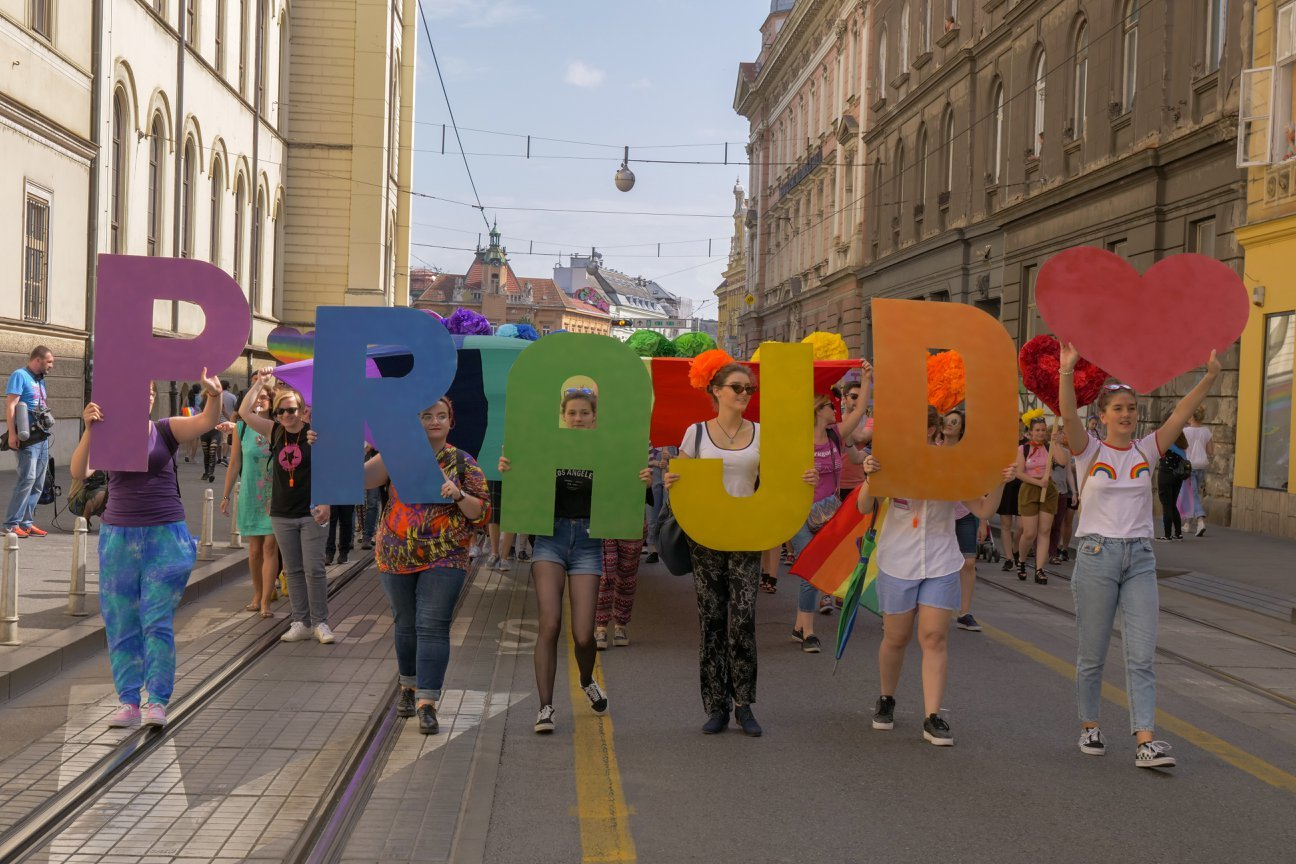 LGBT+ guide to Zagreb
