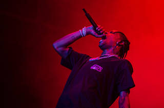 lollapalooza 2018, travis scott