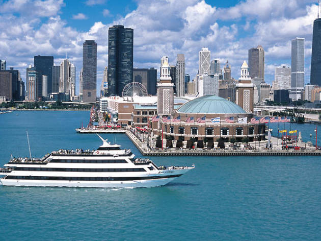 Spirit of Chicago Sunset Dinner Cruise
