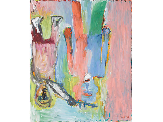 Georg Baselitz: Paintings from the 80s