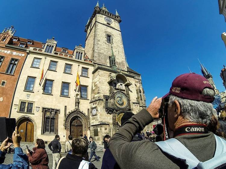 Historical Sightseeing Tour
