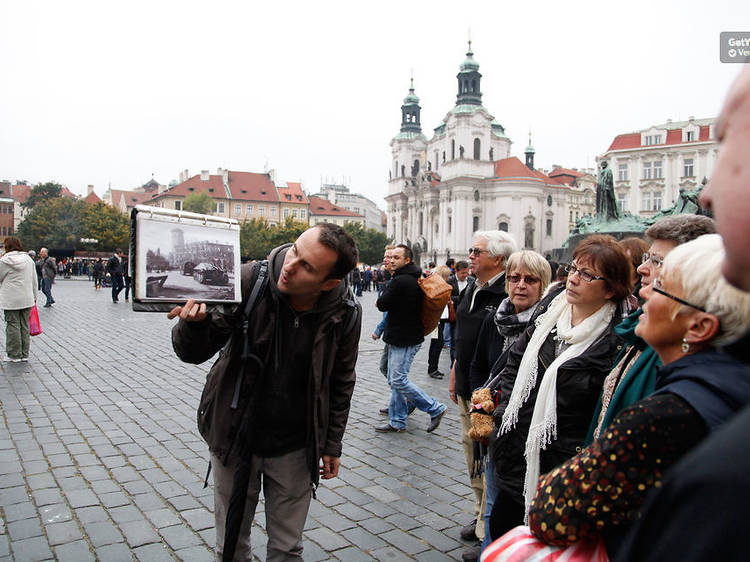 World War II in Prague Tour
