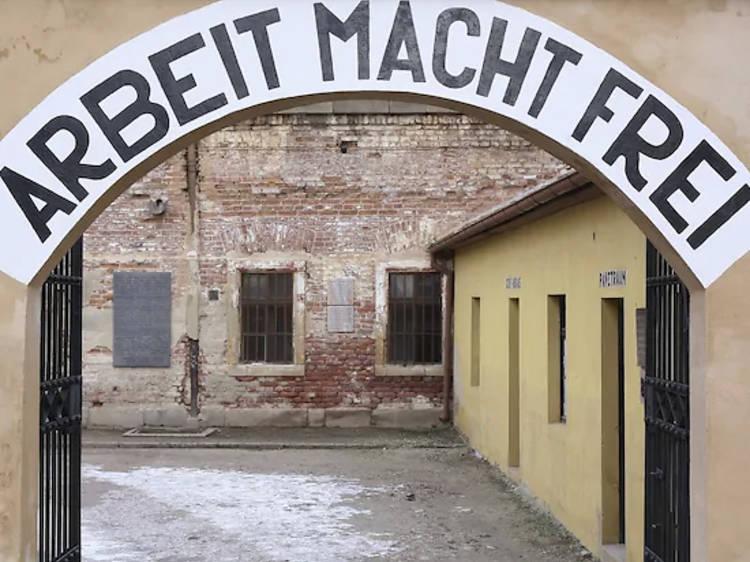 Prague Terezin Concentration Camp