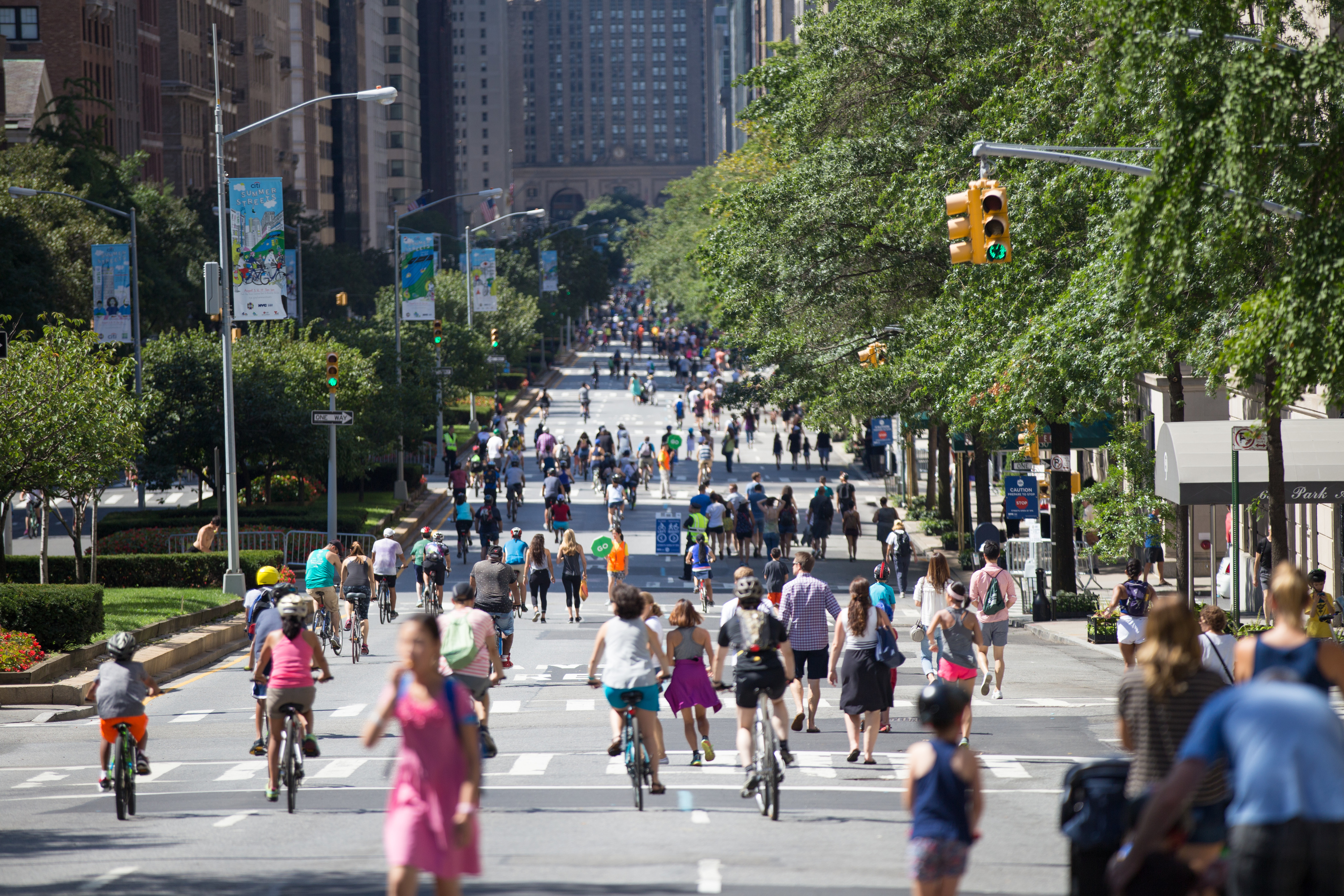 What you need to know about Summer Streets NYC