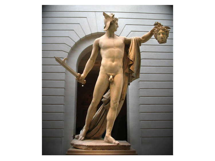 Antonio Canova, Perseus with the Head of Medusa, 1804–6
