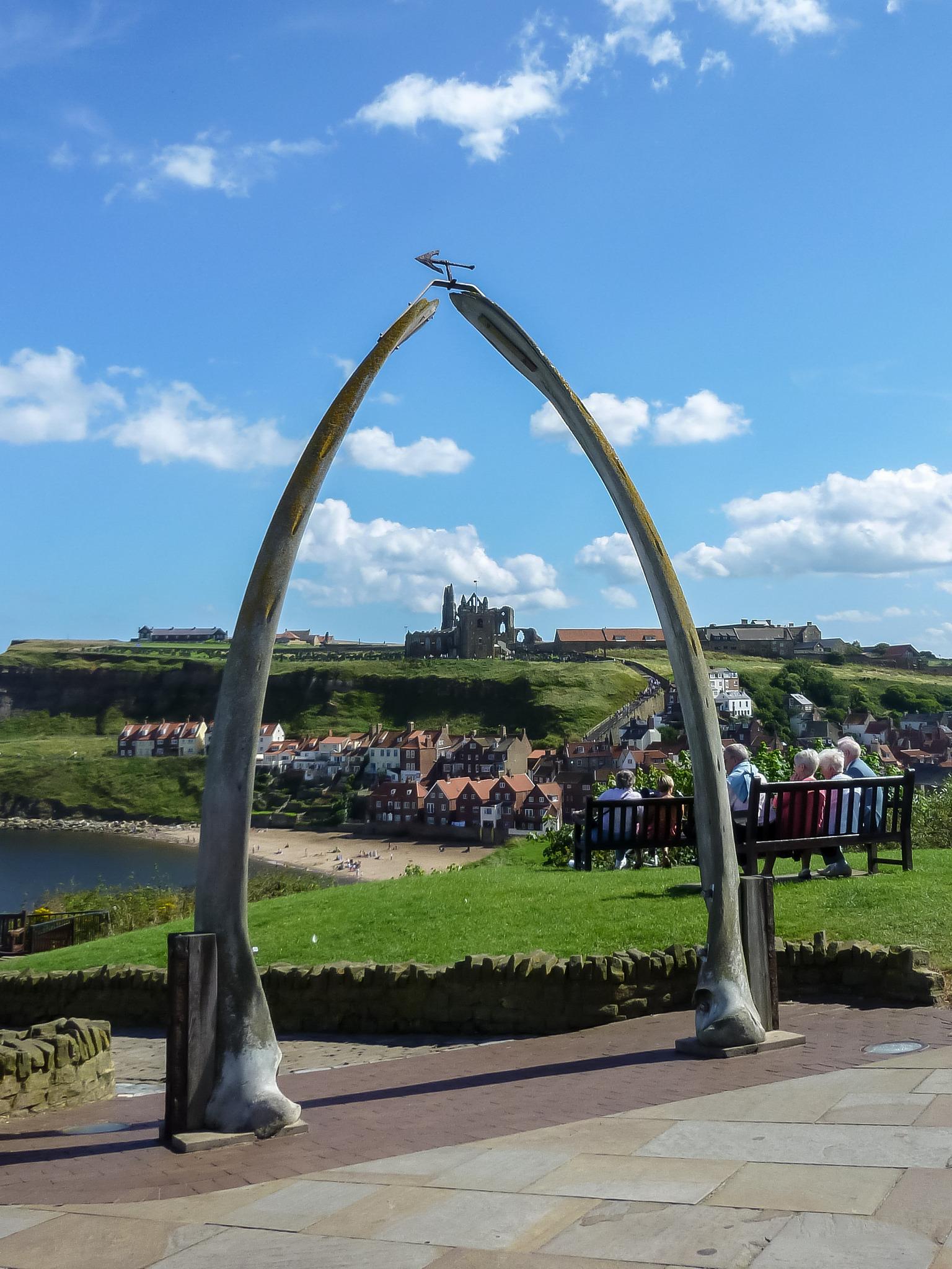 Whitby Whalebone Arch