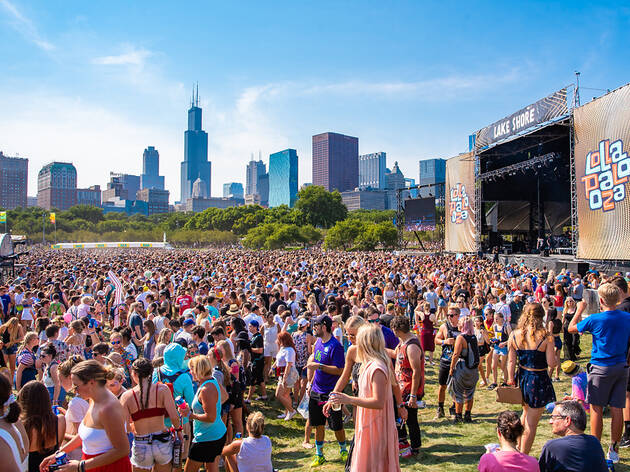 Explore The Best Summer Music Festivals In Chicago From Lollapalooza To Pitchfork Blues Festival