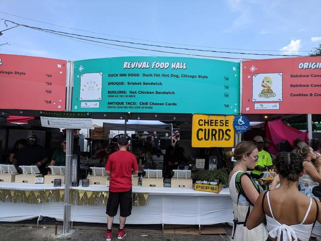 PSA: No lobster corndogs at Lollapalooza this year