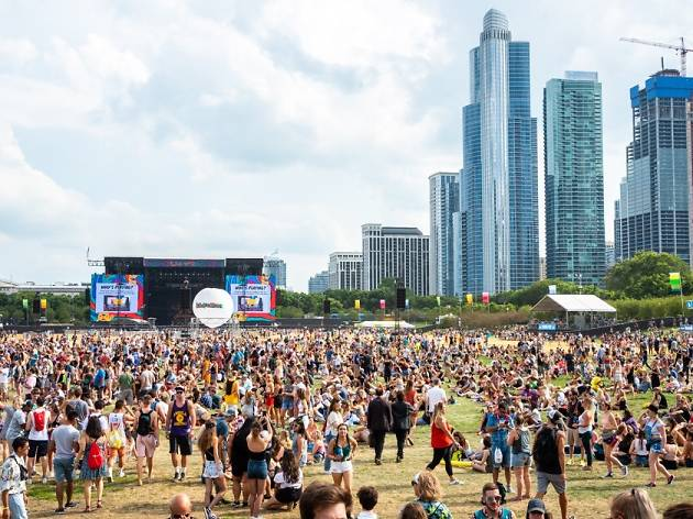 The five best things we saw on Saturday at Lollapalooza