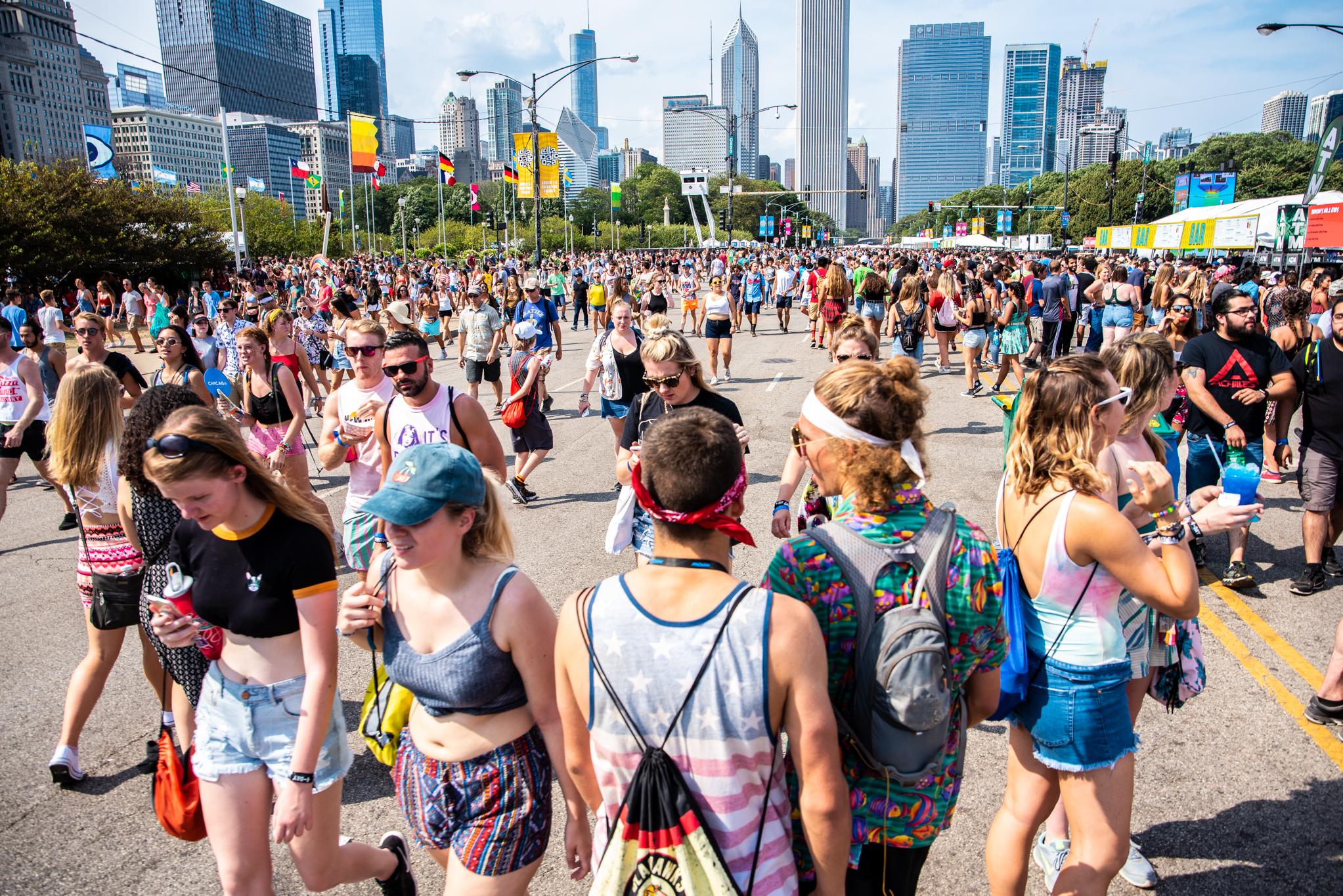 Here's what you need to know about Lollapalooza 2019