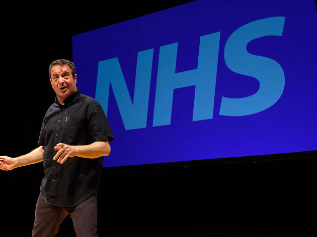 Mark Thomas: Check Up: Our NHS @ 70