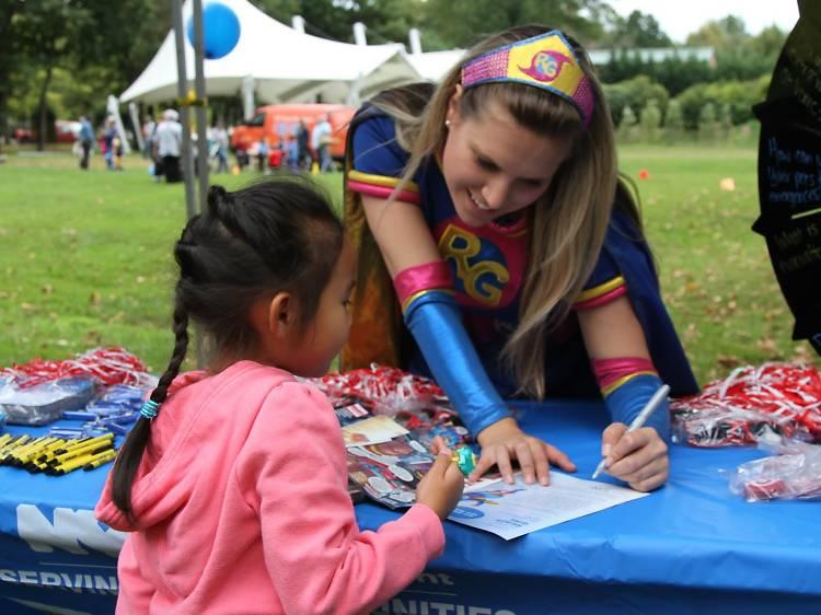 Staten Island Children's Museum Family Emergency Preparedness Festival
