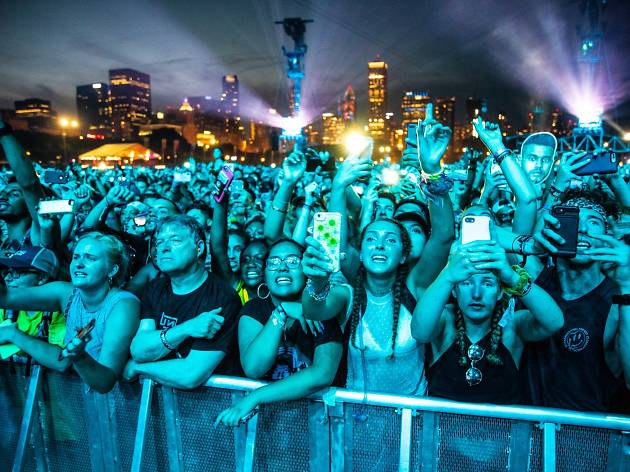 The five best things we saw at Lollapalooza on Sunday