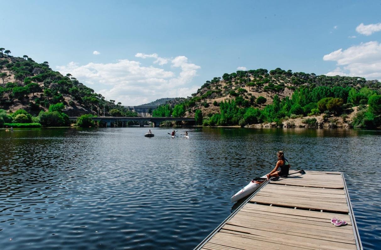 ¡Mójate! 6 piscinas naturales cerca de la ciudad