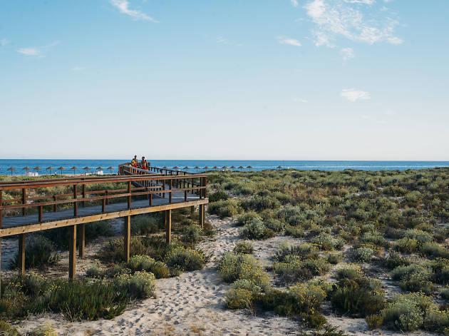 As praias paradisíacas que ainda resistem no Algarve