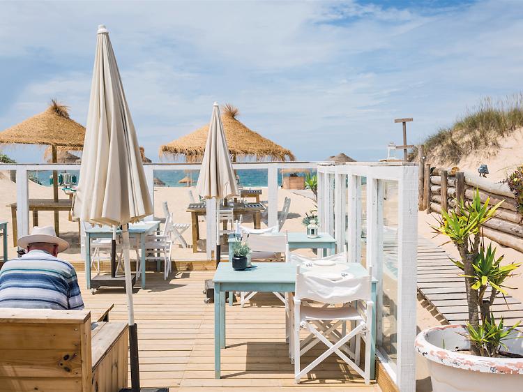 Os melhores bares e restaurantes na Costa da Caparica