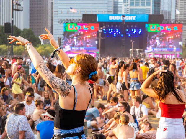Lollapalooza could return to Chicago 'in some capacity' this summer