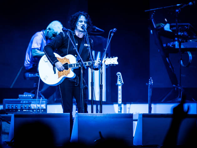 Photos of Jack White and more from Lollapalooza 2018, Sunday