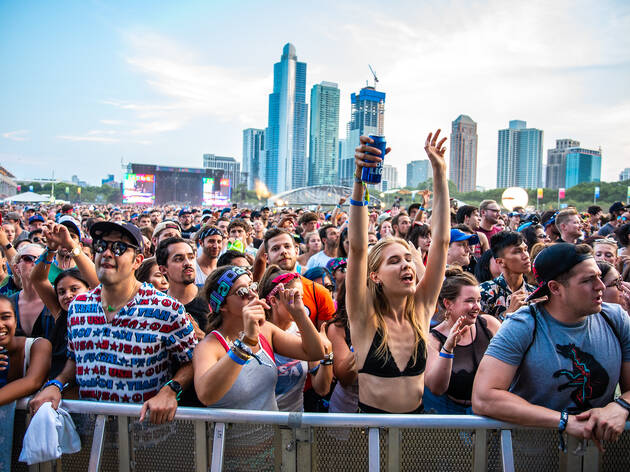 Everything you need to know about Lollapalooza 2019