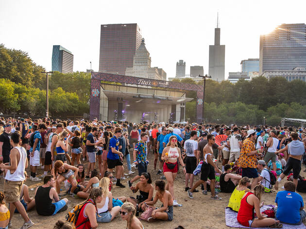 Take a look at the complete Lollapalooza 2019 schedule