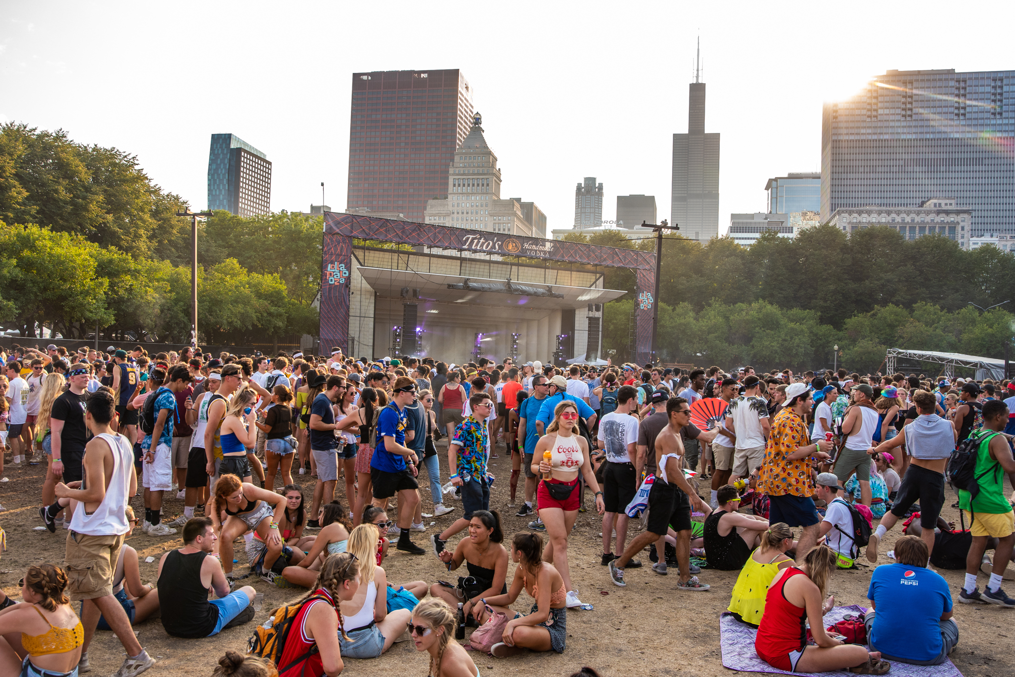 PSA: You won't be able to eat a lobster corndog at Lollapalooza this year