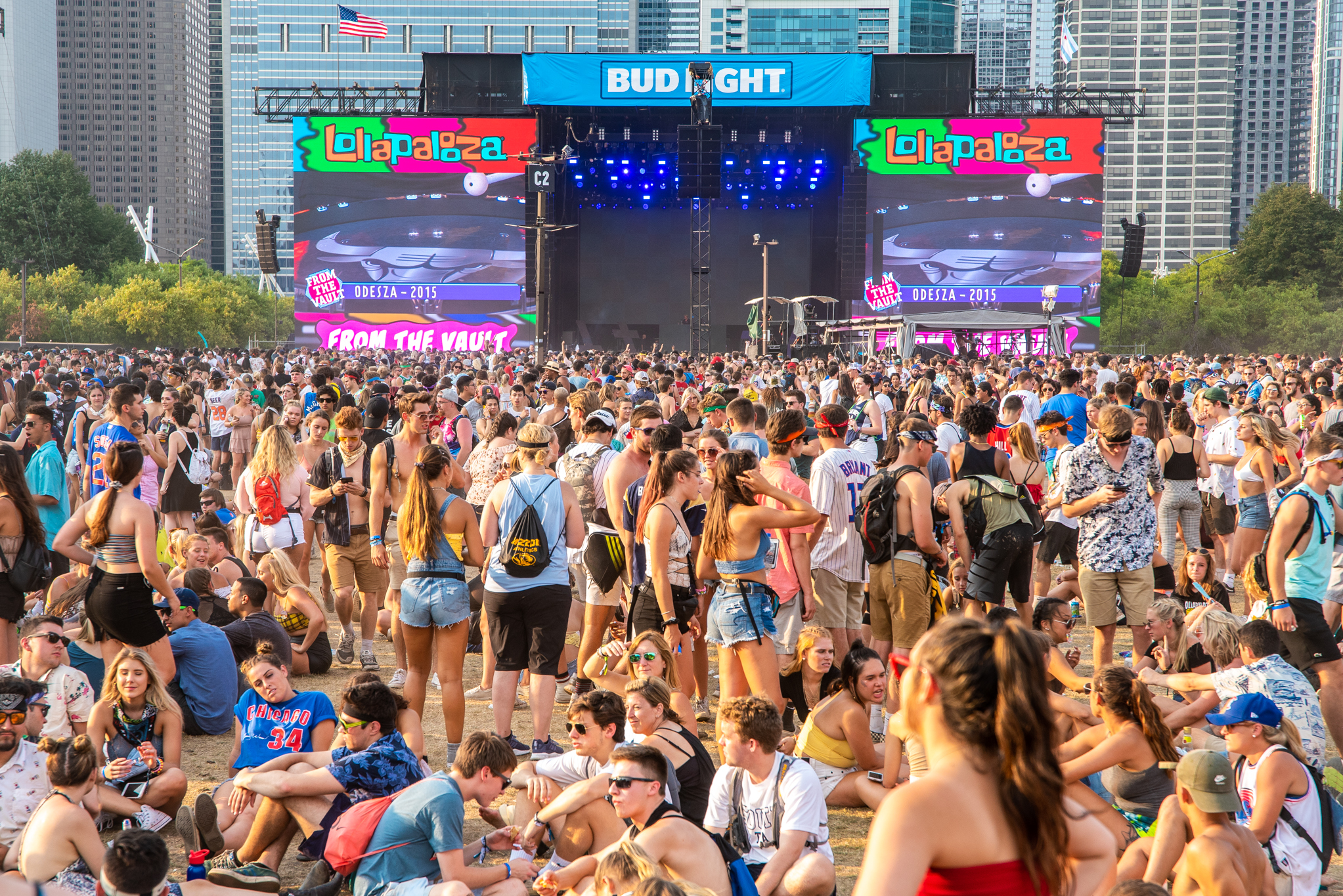 Lollapalooza's lineup announcement has been delayed