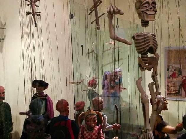 Puppentheater Museum