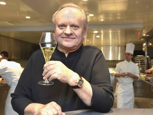 Famed chef Joël Robuchon has passed away
