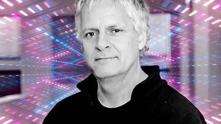 Alain Mongeau, director y fundador de MUTEK
