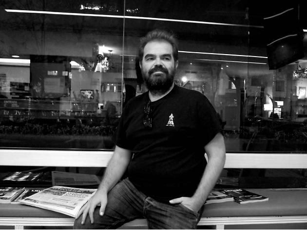 Xavier Gens, director de La piel fría