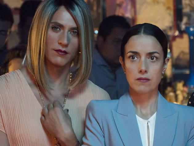 Cecilia Suárez protagoniza La casa de las flores de Netflix