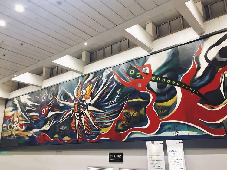 東京のベストパブリックアート