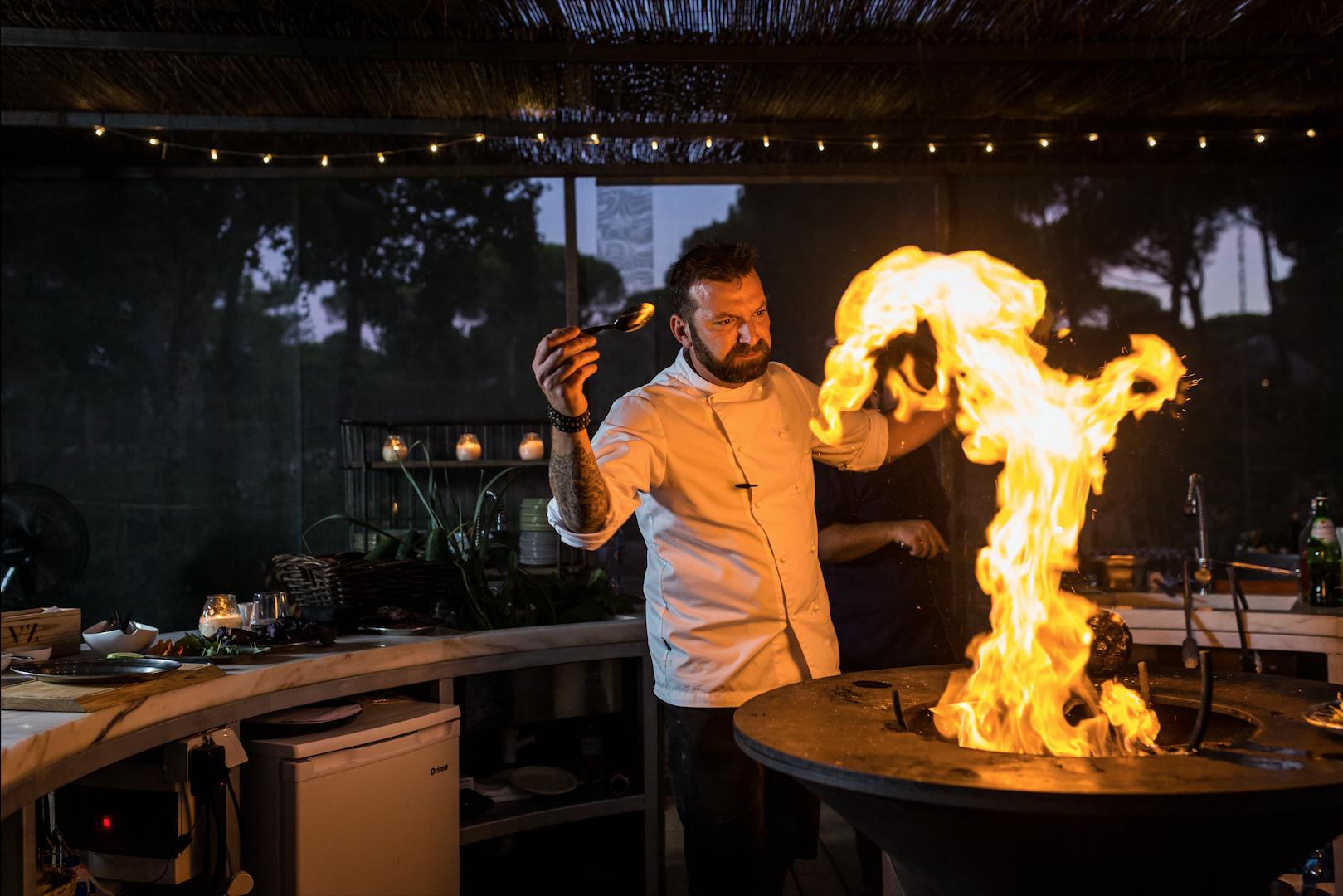 Na 'Hell's Kitchen' de Ljubomir Stanisic só interessa saber cozinhar