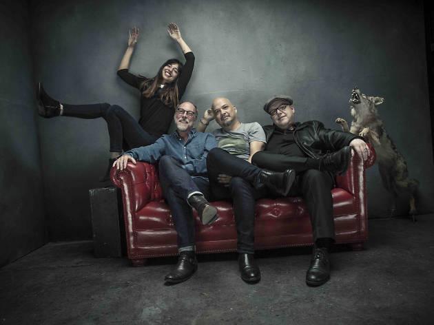 Pixies regresan a la CDMX para celebrar los 30 años de carrera
