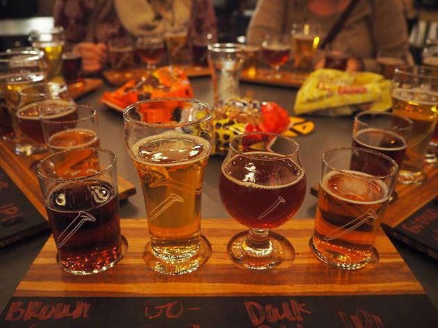 Birmingham Brewery Tour
