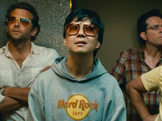 Ken Jeong in still from the Hangover