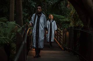 Crawl Me Blood 2018 Royal Botanic Gardens Melbourne Writers Festival
