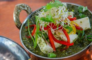 Piquancy, in Hawthorn is the sister restaurant to Babu Ji in St Kilda.