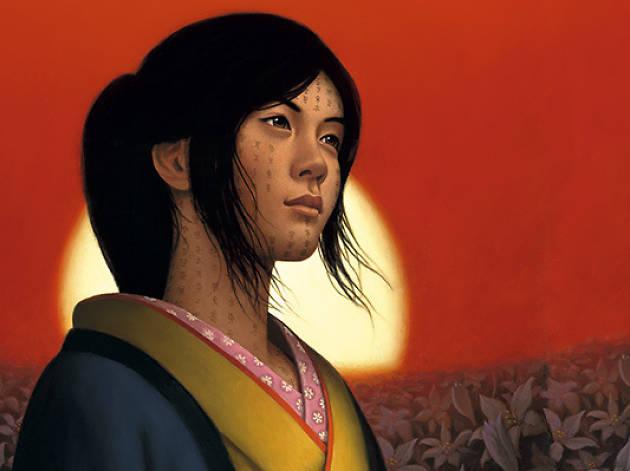 François Roca - La hija del samurái